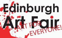Polish Artists exhibition at the Edinburgh Art Fair