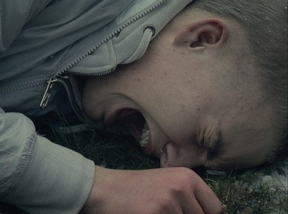 Shot from the movie Without Snow, directed by Magnus Von Horn