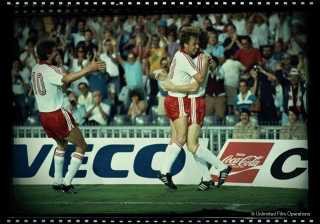 Archive pictures from the movie World Cup. The Ultimate Game by Michał Bielawski